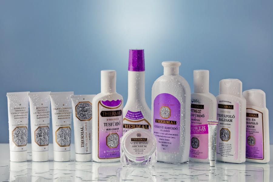 Gyógyvizes kozmetikai ajándékcsomagok - Mindennapok a gyógyvíz erejével
