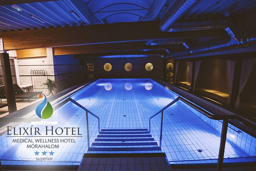 Elixir Hotel - Az egészség esszenciája